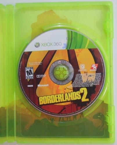 borderlands 2 para xbox 360