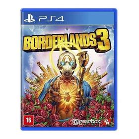 Borderlands 3 Físico Ps4 2k Games