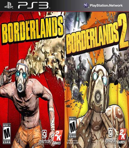 borderlands borderlands ps3