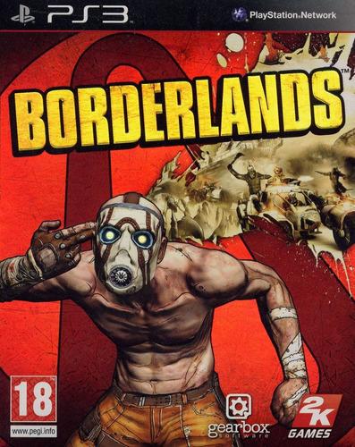borderlands para ps3
