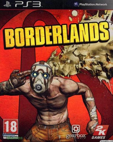 borderlands ps3 juegos