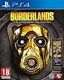 borderlands: the handsome collection - playstation 4 by 2k g