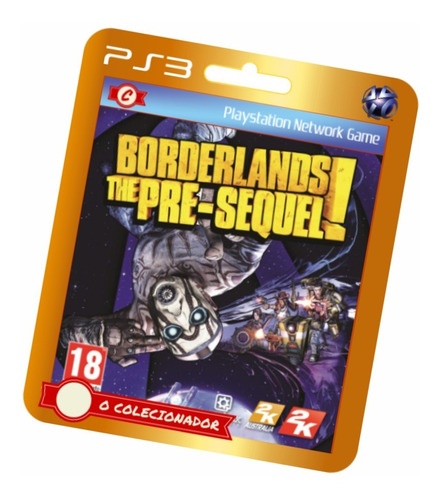 borderlands the pre sequel em oferta! ps3
