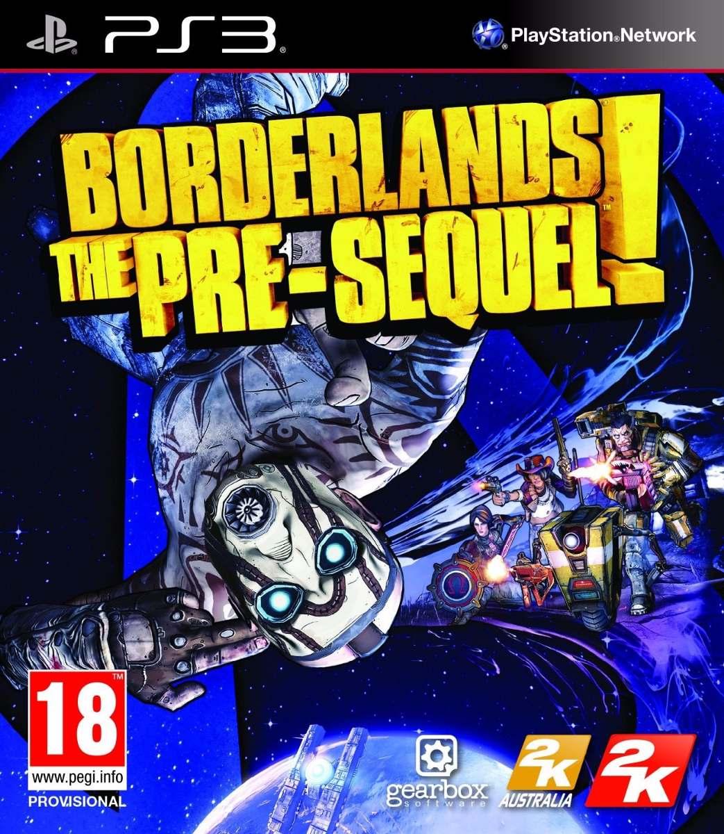 borderlands: the pre-sequel! ps3 digital