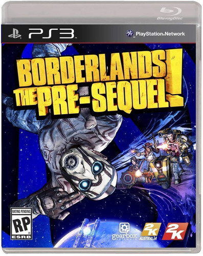 borderlands the pre-sequel - ps3 - digital - manvicio store
