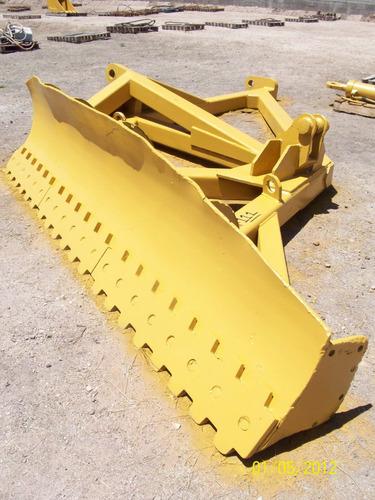 bordero cuchilla lateral para tractor caterpillar d8r d8l d8