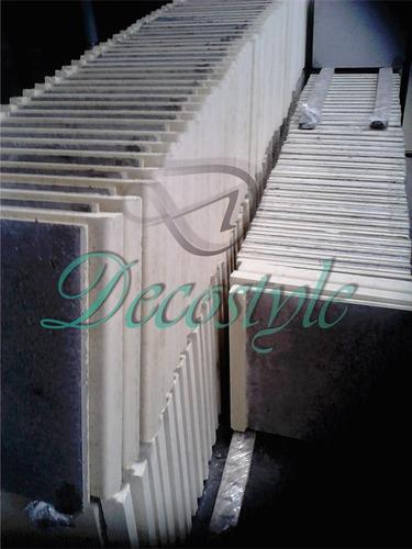 bordes atermicos l, antideslizante 50x50 cm.