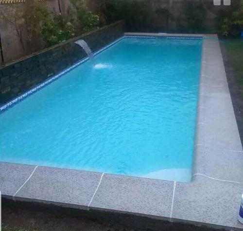 bordes de piscina atermicos