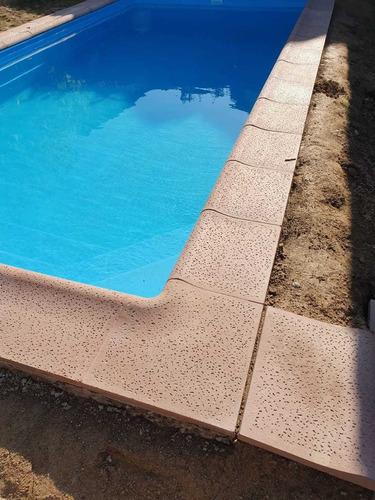 bordes de piscina linea completa muy bien hechas