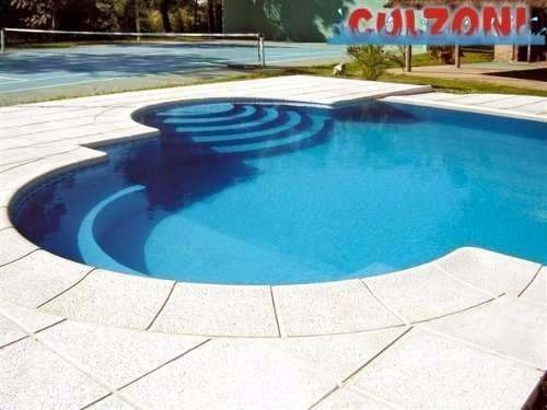 bordes para piscinas atrmicos y antideslizantes mileto - Bordes De Piscinas