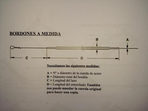 bordonas piano a medida   roslau  cobre maxima pureza