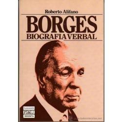 borges - biografía verbal - roberto alifano - plaza y janes