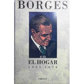 Borges En El Hogar 1935 1958 Retira Microcentro/retiro