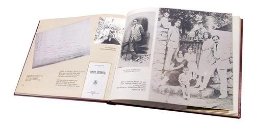 borges fotos y manuscritos - libro tapa dura