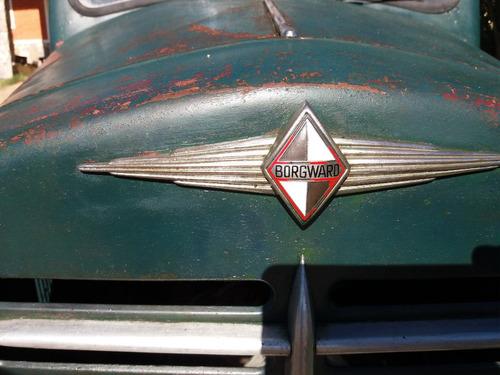 borgward 1951  b1250  todo original  u$s 7ooo