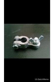 borne de plomo de tornillo mariposa uso marino pack-02 und