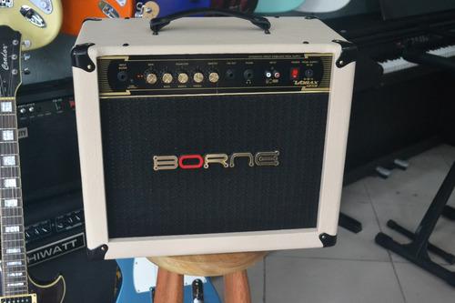 borne guitarra amplificador
