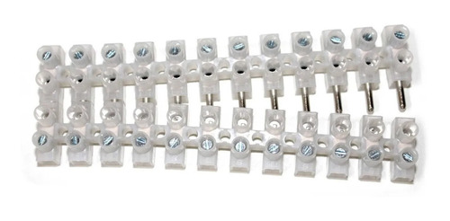 bornera de unión divisible enchufable 2.5mm 12 bocas 10 unid