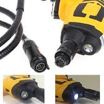 boroscopio endoscopio com camera de inspeção wifi profission