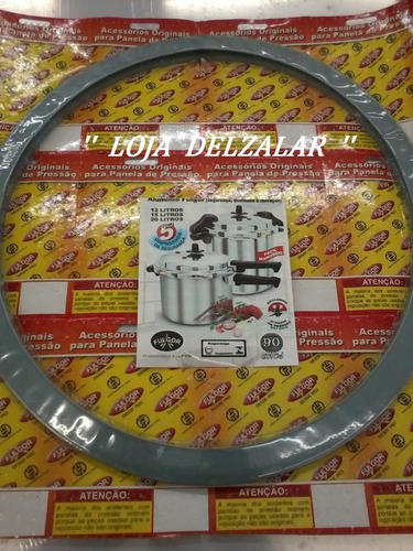 borracha ( anel ) p/ panela industrial 25 - 30 - 35 - litros