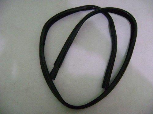 borracha canaleta vidro ecosport 2003-2007 carona