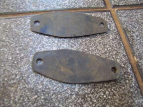 borracha de acabamento do retrovisor externo p/ fiat 147