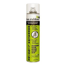 Borracha Liquida Impermeabilizante Spray 400ml Hm Rubber