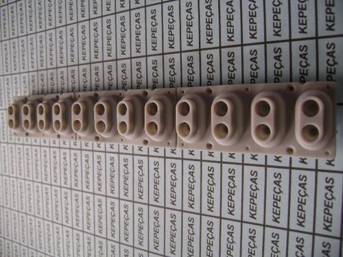borracha nova 12 contact teclado novation freter$10 promoção