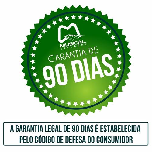 borracha original kit c/5 p/ yamaha psr-3000 frete grátis
