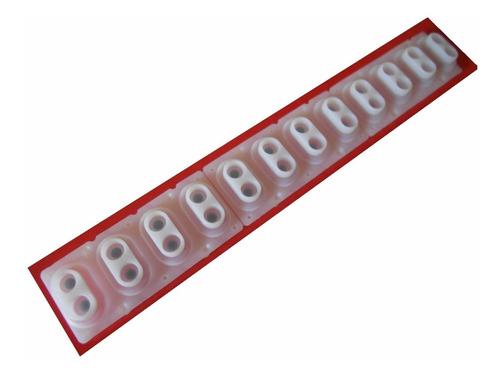 borracha teclado roland w30 d50 d20 d10 s50 s10  original