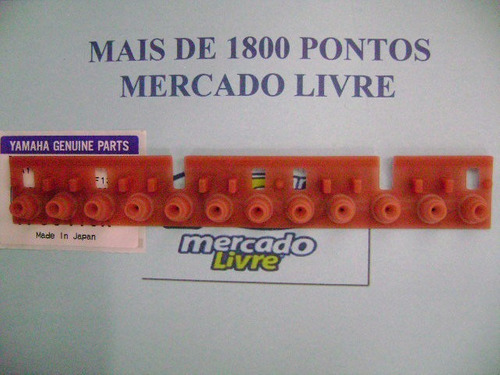 borracha teclado yamaha psr-230  nova original sem juros