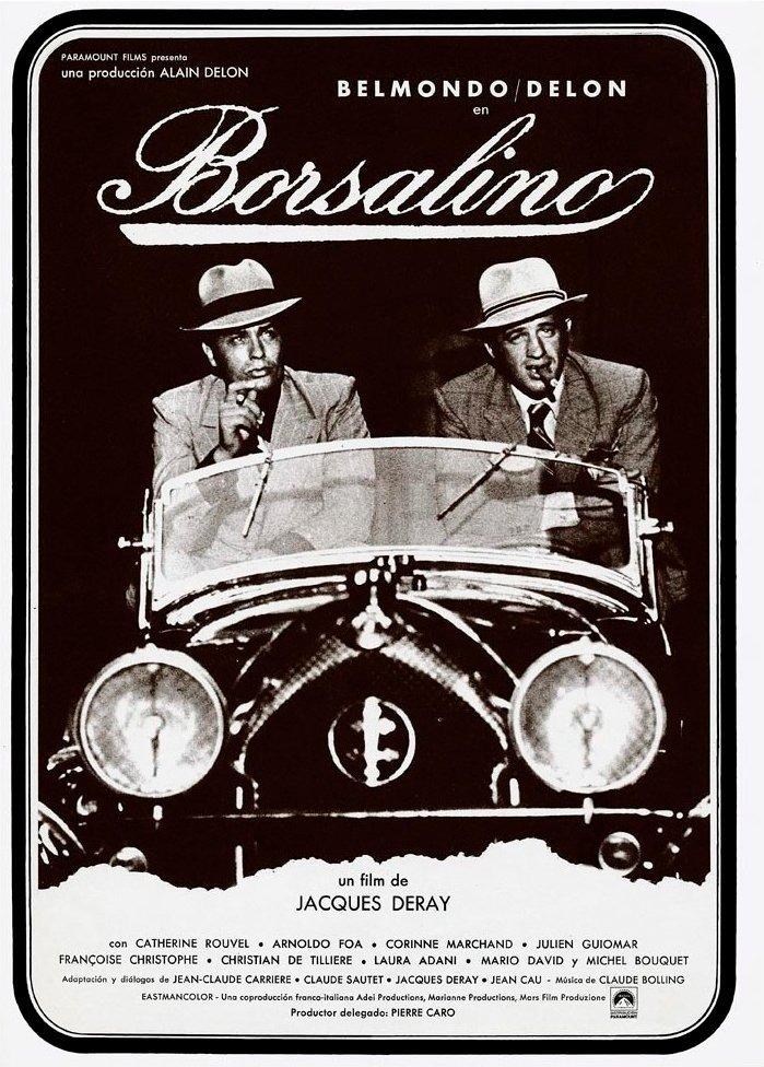 Borsalino ( Alain Delon- Jean-paul Belmondo) Dvd -   299 ea2fa4fc353