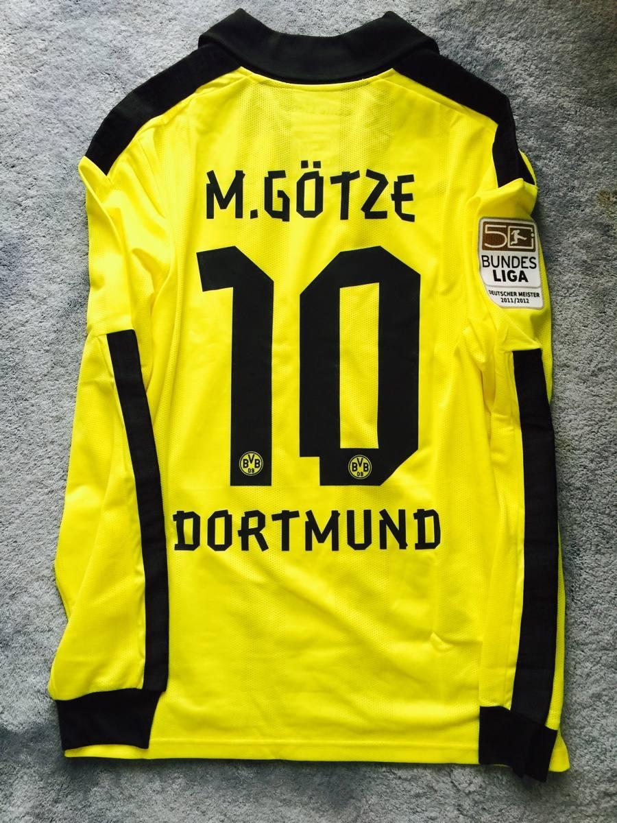 huge discount 5e5dd d4315 Borussia Dortmund 12-13 Winter Edition Oficial Lewandowski