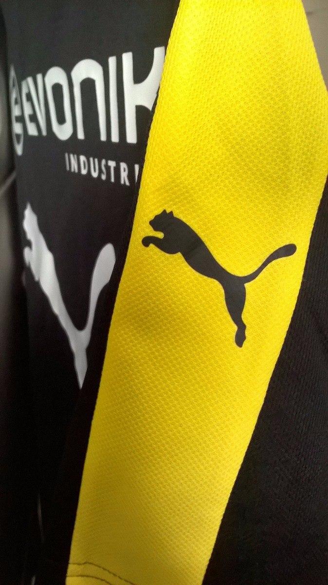 d65b52bad30f7 Promoção!! Camisa Oficial Puma Borussia Dortmund Treino 2015 - R ...