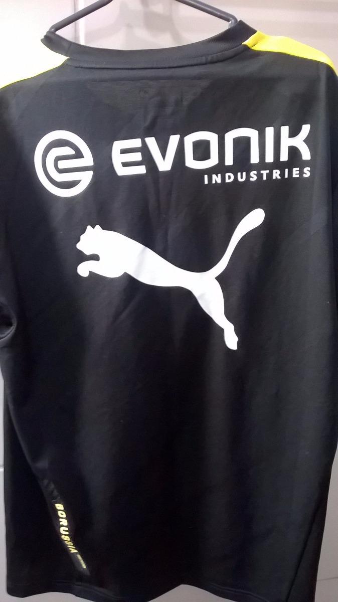 8f7086f974229 Carregando zoom... promoção!! camisa oficial puma borussia dortmund treino  2015