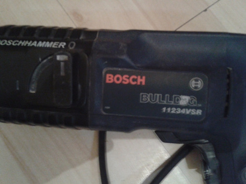bosch 11234 vsr bulldog