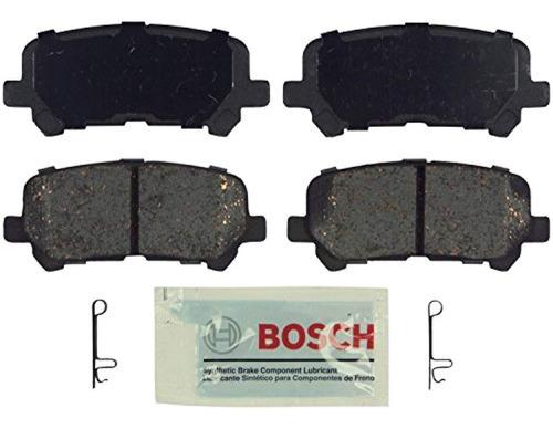 bosch be1281 disco azul juego de pastillas freno