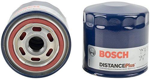 bosch d3410 distance plus high performance oil filter pac