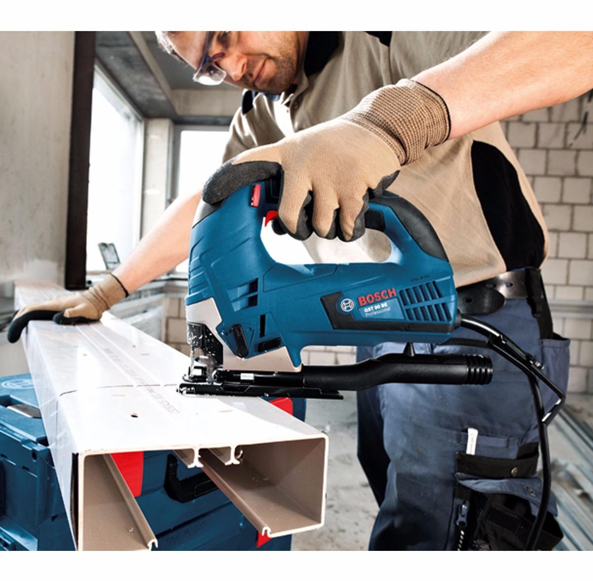 mercado libre Bosch Gst 90 Be 650w Caladora Pendular M