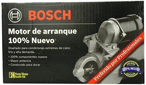 bosch sr6508n nuevo motor de arranque