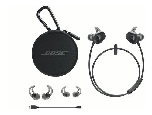 bose audifonos deportivos inalambricos soundsport negro