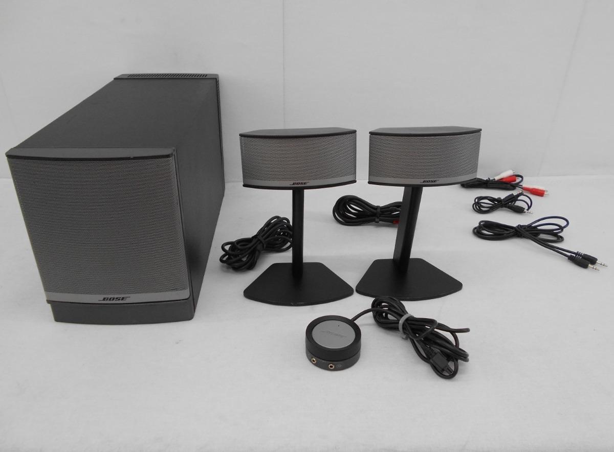 Bose Companion 5 Multimedia Sistema De Bocinas $ 460000 En Bose Companion 5  Multimedia Sistema De
