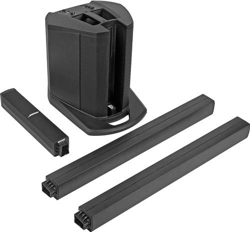 bose oficial l1 compact audio c/ subwoofer portatil maletin!