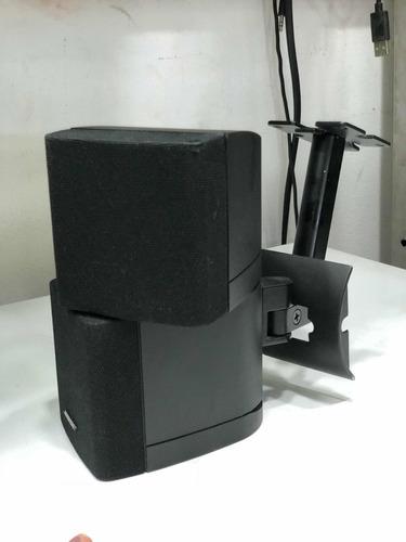 bose parlantes altavoz cubos doble acoustimass