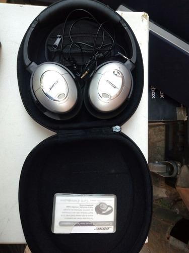 bose qc15 audifonos plateados vendo.