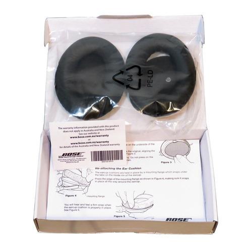 bose quietcomfort 15 kit de cojín de oído, negro