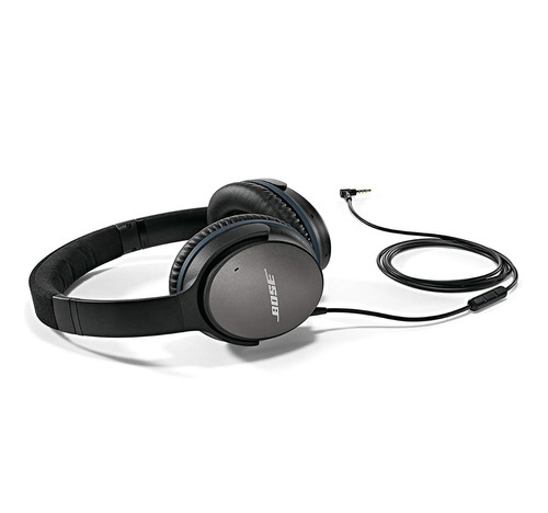 bose quietcomfort 25 acoustic cancela ruido para apple (ios)