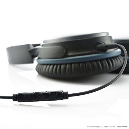 bose quietcomfort qc25 cable de reemplazo para auriculares /