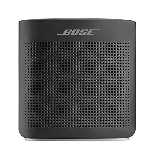 bose soundlink altavoz bluetooth de color ii - negro suave