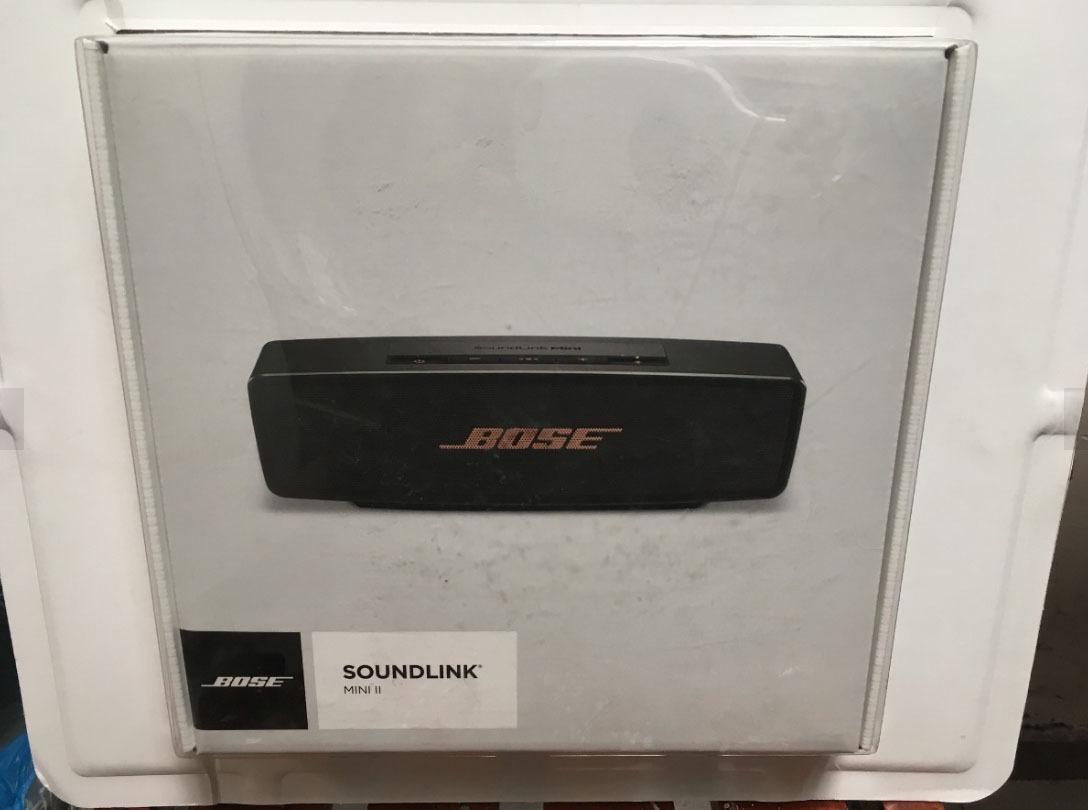 bose® soundlink mini ii limited edition - black copper. Cargando zoom. 0e5d7bd6bd20c